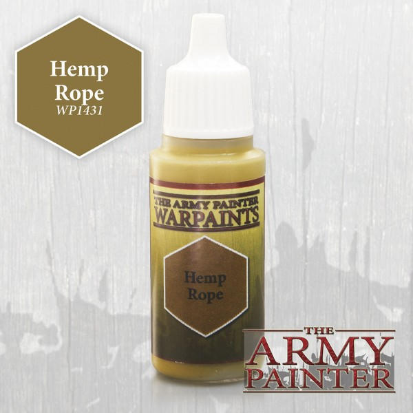 Army Painter Hemp Rope