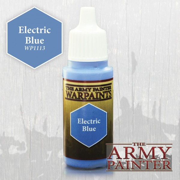 Army Painter Electric Blue