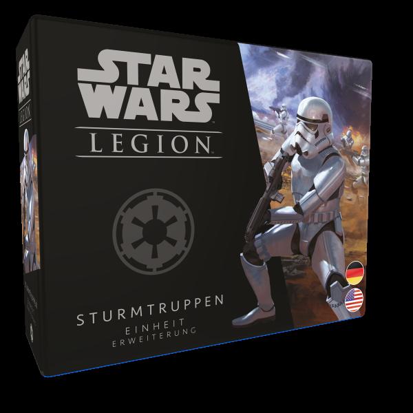 Star Wars: Legion - Sturmtruppen - Einheit - Erweiterung