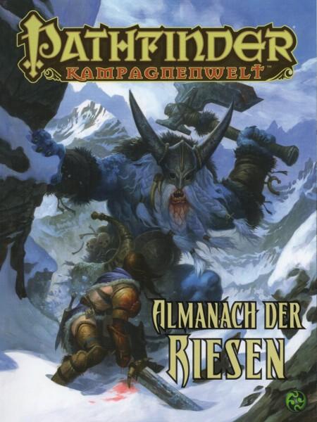 Pathfinder: Almanch der Riesen f