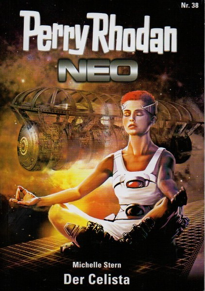 Perry Rhodan - NEO #38: Der Celista f