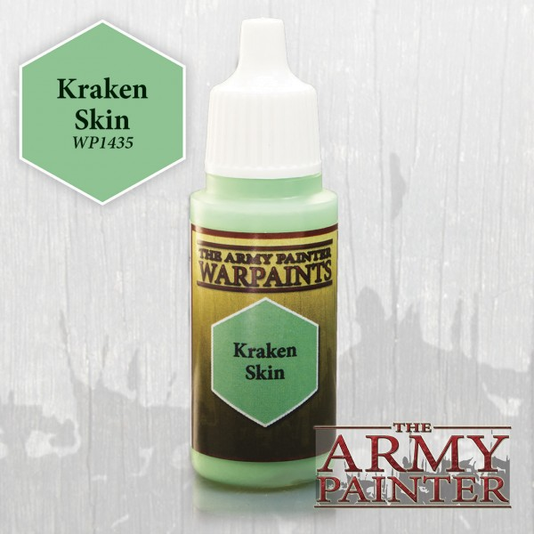 Army Painter Kraken Skin