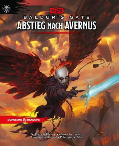 Dungeons & Dragons: Baldur s Gate: Abstieg nach Avernus