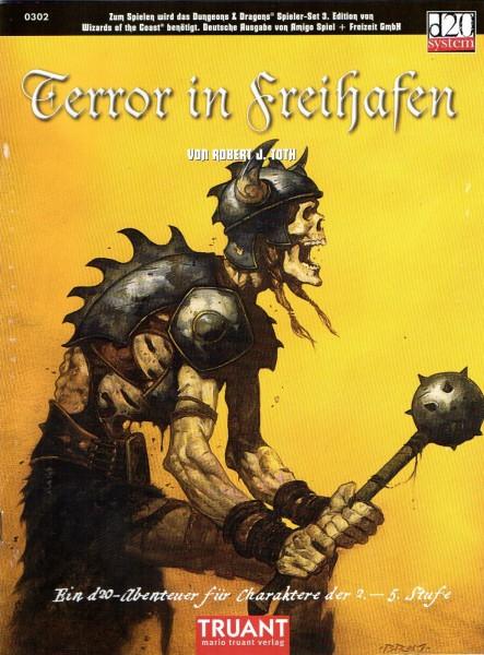Dungeons & Dragons: Terror in Freihafen f