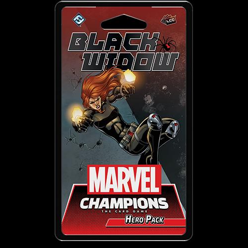 Marvel Champions: The Card Game - Black Widow - Erweiterung