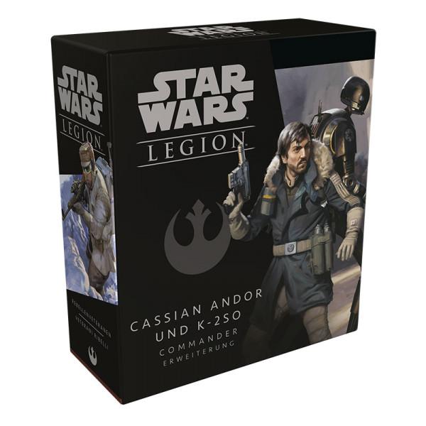 Star Wars: Legion - Cassian Andor - Erweiterung