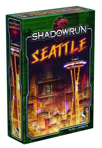 Shadowrun: Seattle - Stadt der Schatten