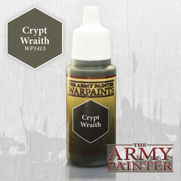 Army Painter Crypt Wraith