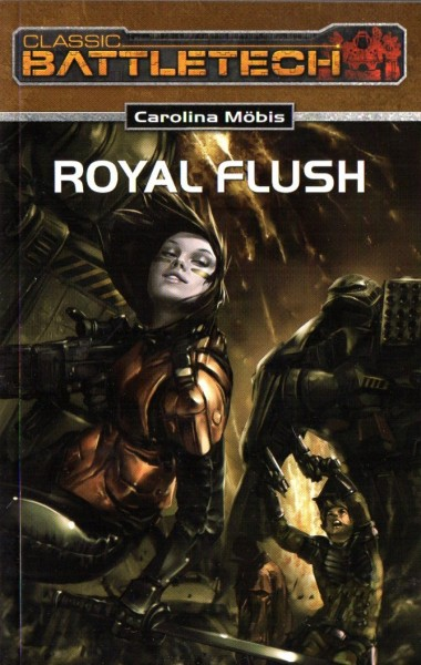 Classic BattleTech #Band 18: Royal Flush