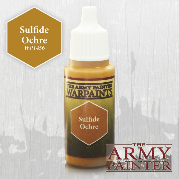 Army Painter Sulfide Ochre
