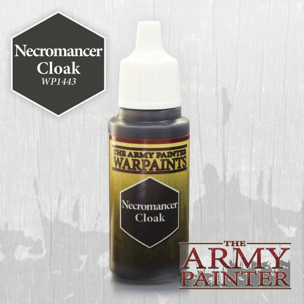 Army Painter Necromancer Cloak