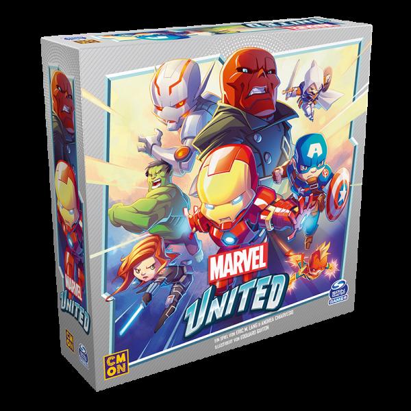 Marvel United 1