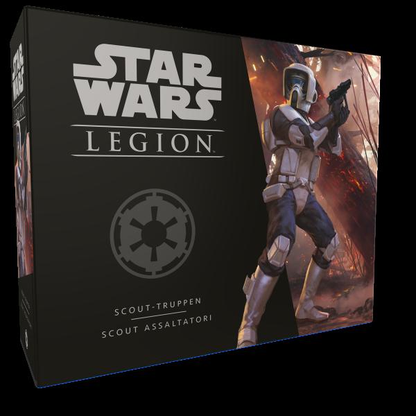 Star Wars: Legion - Scout-Truppen - Erweiterung
