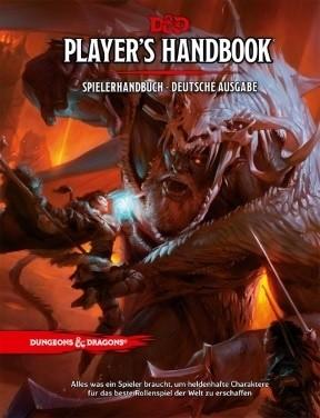 Dungeons & Dragons: Players Handbook - Spielerhandbuch