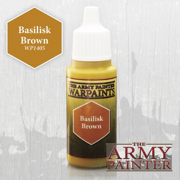 Army Painter Basilisk Brown