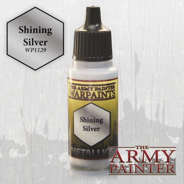 Army Painter Shining Silver