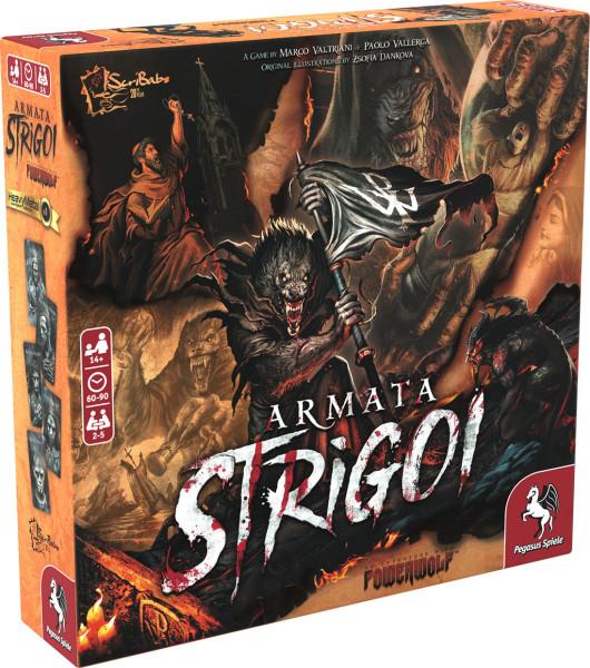 Armata Strigoi - Das Powerwolf Brettspiel 1