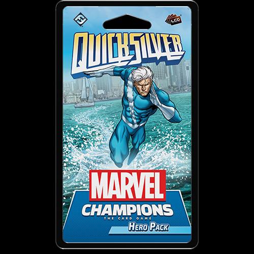 Marvel Champions: Das Kartenspiel - Quicksilver - Erweiterung