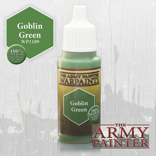 Army Painter Goblin Green