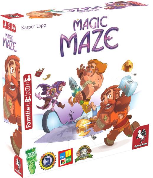 Magic Maze (deutsche Ausgabe)1