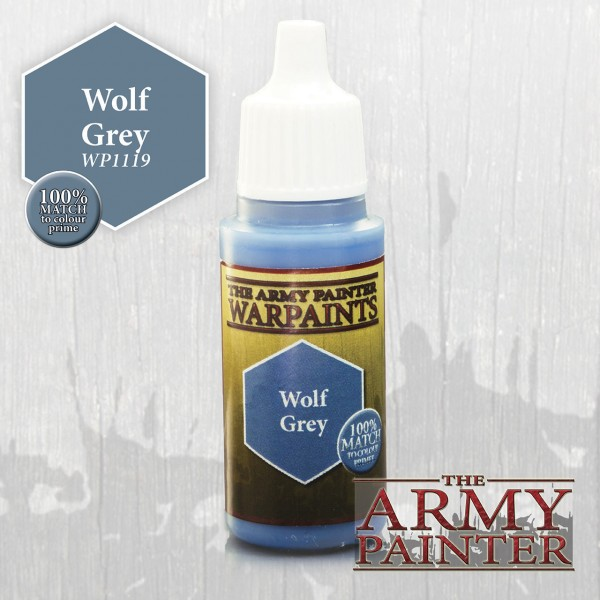 Army Painter Wolf Grey