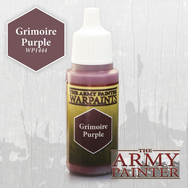 Army Painter Grimoire Purple