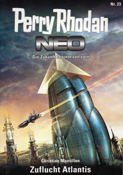 Perry Rhodan - NEO #23: Zuflucht Atlantis f