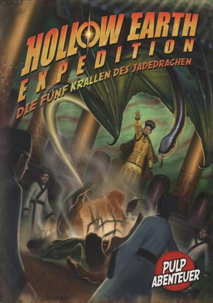 Hollow Earth Die fünf Krallen des Jadedrachen f
