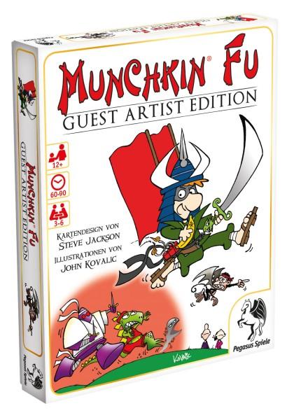 Munchkin Fu – Guest Artist Edition