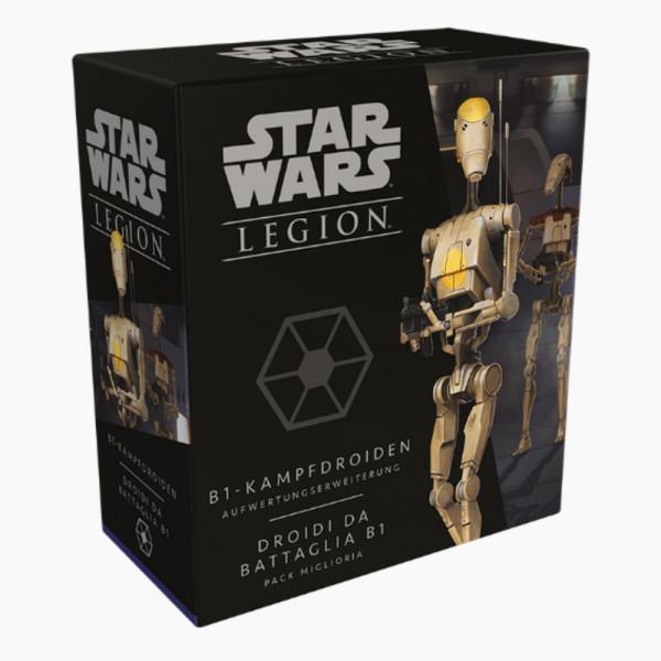 Star Wars: Legion - B1-Kampfdroiden - Aufwertungserweiterung