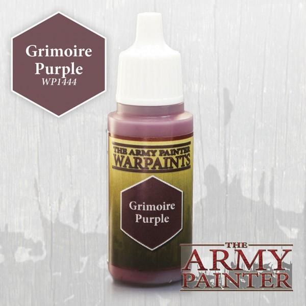 Army Painter Grimoire Purple