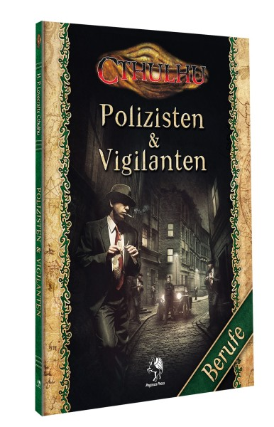 Cthulhu: Polizisten & Vigilanten