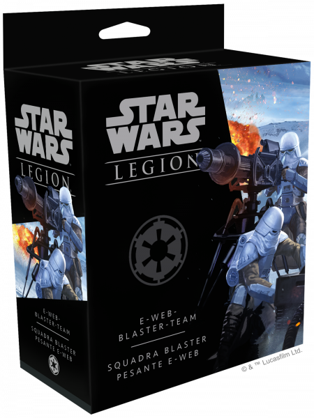 Star Wars:: Legion - E-Web-Blaster-Team - Erweiterung1