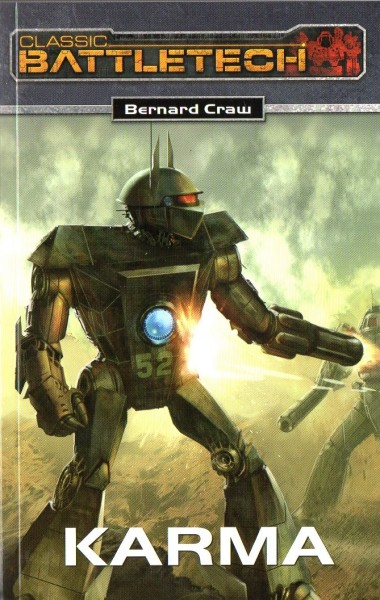 Classic BattleTech Karma f