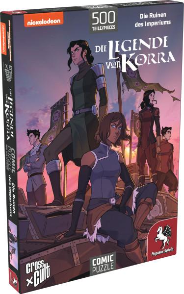 Puzzle: Die Legende von Korra (Die Ruinen des Imperiums), 500 Teile 1
