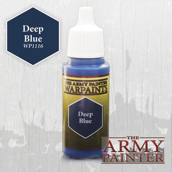 Army Painter Deep Blue