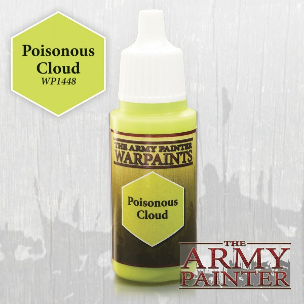 Army Painter Poisonous Cloud