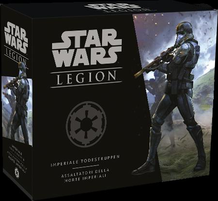Star Wars: Legion - Imperiale Todestruppen - Erweiterung