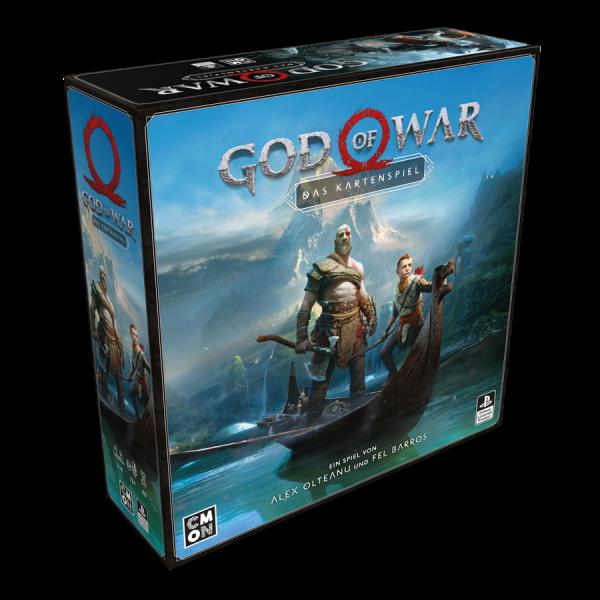God of War: Das Kartenspiel 1