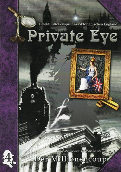 Privte Eye Abenteuerband 4 f
