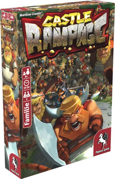 Castle Rampage (deutsche Ausgabe) 1