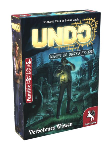 UNDO - Verbotenes Wissen 1