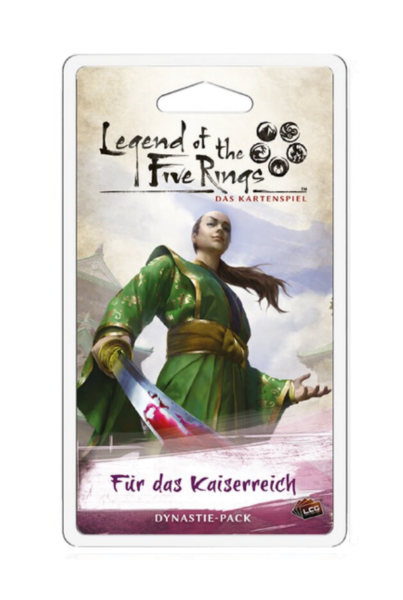 Legend of the 5 Rings: Für das Kaiserreich - Dynastie Pack
