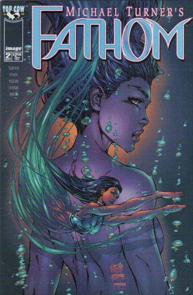 Fathom Issue #2 (1998 Image 1st Series)