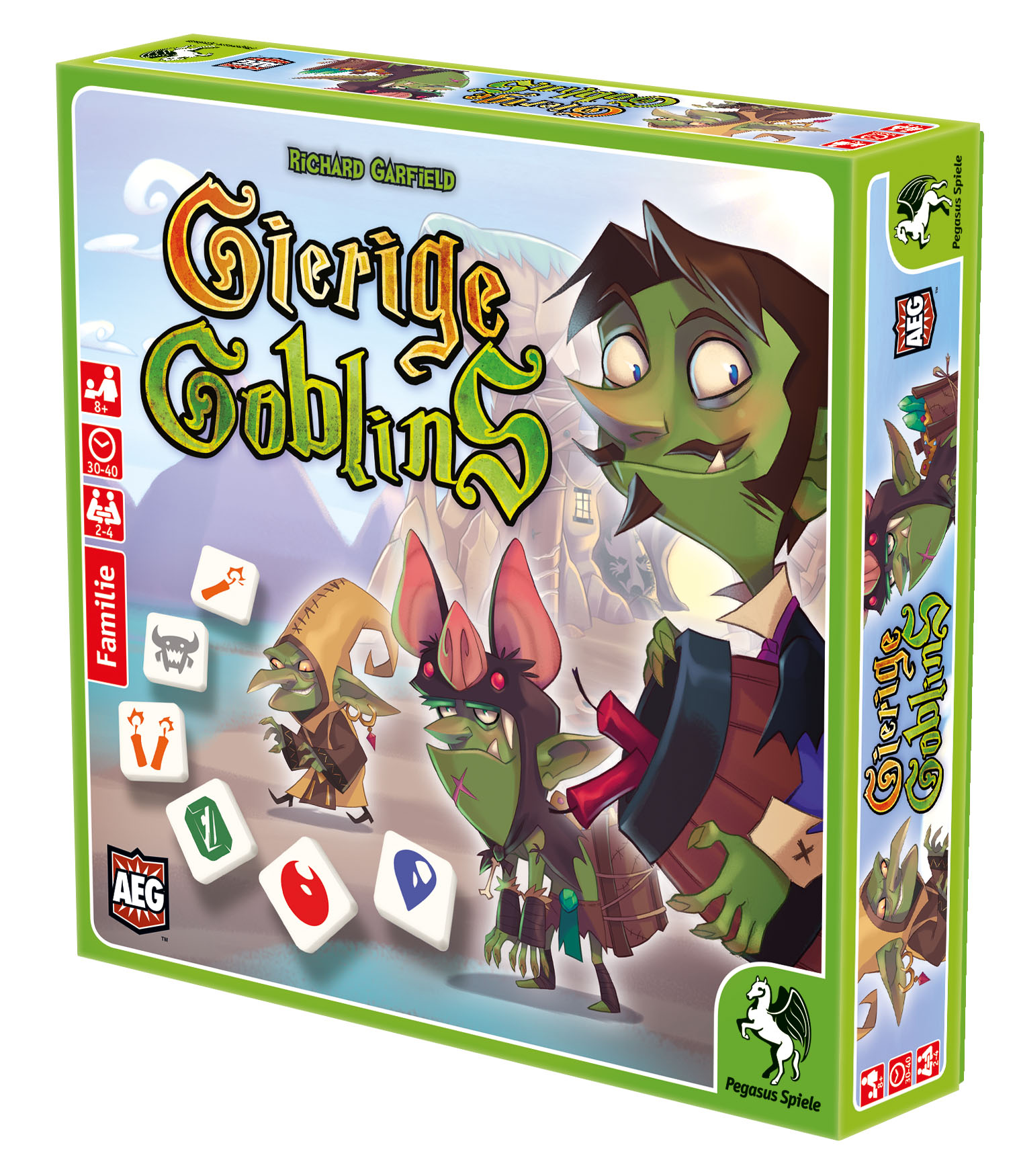 Gierige Goblins