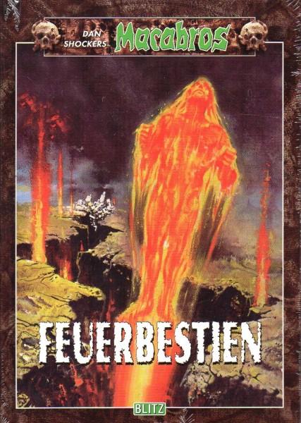 Macabros #Band 28: Feuerbestien