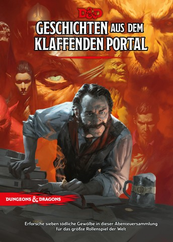 Dungeons & Dragons: Geschichten aus dem Klaffenden Portal