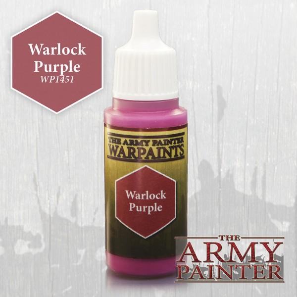 Army Painter Warlock Purple