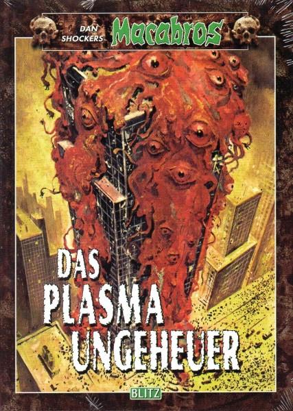 Macabros #Band 32: Das Plasmaungeheuer
