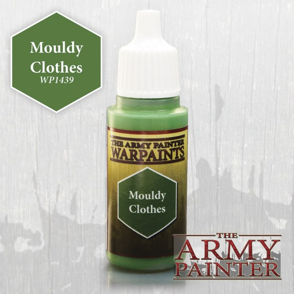 Army Painter Mouldy Clothes